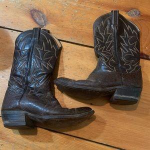 Tony Lama Western Boot